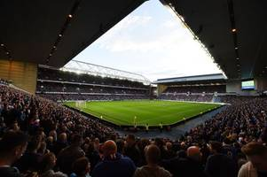 Rangers and St Johnstone Europa League dates confirmed