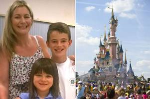 shameless passenger said autistic girl shouldn't be allowed on plane to disneyland - but brother, 10, had amazing response