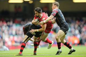 scarlets fringe player signs for english giants leicester tigers as another back leaves welsh region
