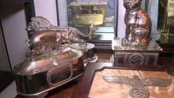 Nazi artefacts seized in raid on home in Buenos Aires, Argentina
