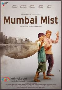mumbai mist first look poster