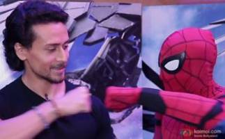 Tiger Shroff To Lend His Voice To Spidey In Spider-Man: Homecoming