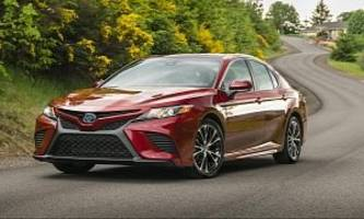 2018 Toyota Camry Rolls Into Dealers This Summer From $23,495