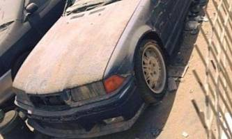 Abandoned E36 BMW M3 in Dubai Is Begging for a New Life