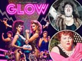 GLOW wrestler speaks out about Netflix special