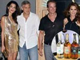 George Clooney sells tequila brand Casamigos for $1B
