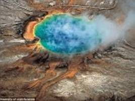 Swarm of 464 earthquakes hits Yellowstone National Park