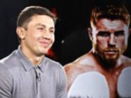 the real thing in boxing is alvarez vs golovkin