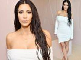 Kim Kardashian launches her KKW beauty line