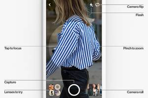 pinterest just updated its coolest new feature, which uses your smartphone's camera to search the world around you — here's what's new