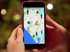 Snapchat's new maps feature shows you where your friends are (SNAP)