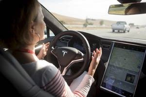 tesla is shaking up its entire autopilot team at a critical time for the program (tsla)