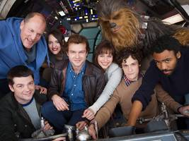 the fired han solo movie directors who nearly finished it could now lose millions