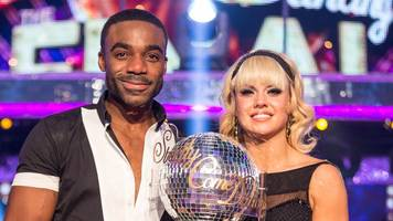 strictly come dancing: joanne clifton quits and new dancers revealed