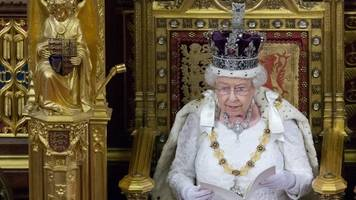 queen's speech: brexit for whole uk pledge by theresa may