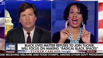 college professor suspended indefinitely after appearing on tucker carlson