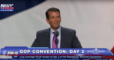 donald trump jr. calls karen handel, who wants abortion criminalized, a feminist hero