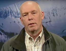 Montana Democratic Party Mails Orange Jumpsuit to Greg Gianforte on his First Day in Congress