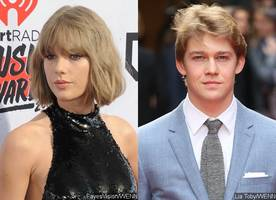 Getting Serious! Taylor Swift Spent Father's Day With Joe Alwyn's Parents in London