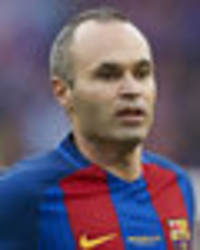 Andres Iniesta to Man City: Barcelona star contacted about move by Pep Guardiola