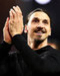 Zlatan Ibrahimovic wants to sign for Real Madrid to annoy Barcelona and Jose Mourinho
