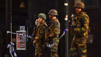 Belgium security on alert after failed Brussels bombing