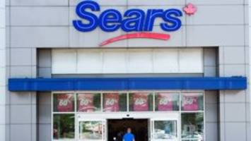 Sears Canada preparing to seek bankruptcy protection: report