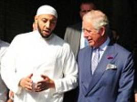 prince charles meets hero imam from finsbury park