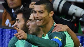 Ronaldo downs hosts Russia at Confederations Cup