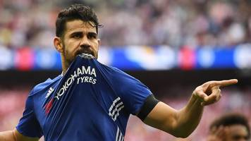 costa will only leave for atletico: gossip