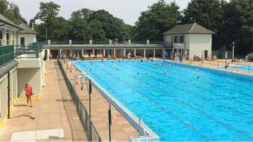 peterborough lido: a look back at the pool's 80 years