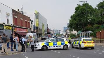 Man 'shot' in fight between two groups in Sheffield