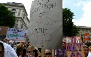 """Day of Rage protest goes ahead today in an effort to """"shut down London"""""""