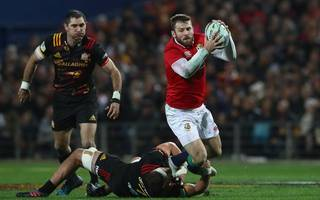 gatland reveals hand and urges lions to go on offensive