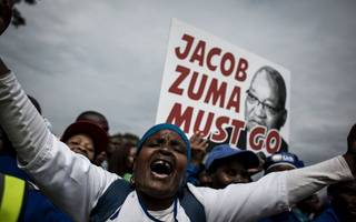 south africa now has the most volatile currency in the world
