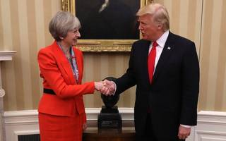 speculation mounts that trump's uk visit to be delayed after queen's speech