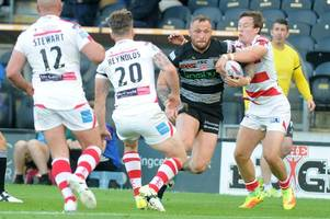 josh griffin pushing for a recall as lee radford impressed by response of hull fc centre