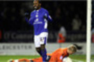 darius vassell on the crazy days at the dawn of leicester city's...
