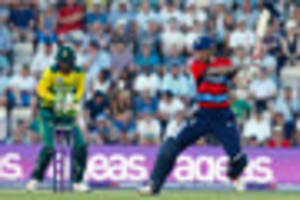 alex hales hits unbeaten 47 as england ease to nine-wicket win...