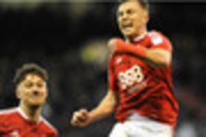 Ben Osborn has no desire to leave Nottingham Forest as Newcastle...