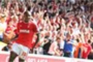 what is nottingham forest's record on the opening day of the...