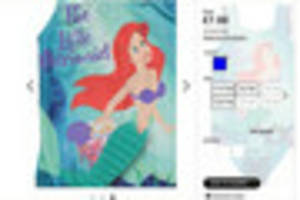 Asda Little Mermaid swimming costume pulled after 'shocking'...