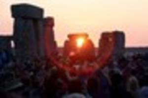 What is the summer solstice?  And is summer starting or half way...