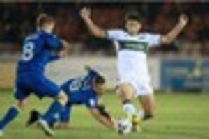 Former Plymouth Argyle midfielder Connor Smith completes Yeovil...