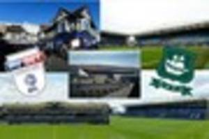 Plymouth Argyle Fixtures 2017/18: The best five away games for...