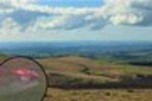 Are landowners planning to crop-dust Dartmoor with a controlled...