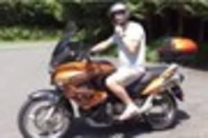 Every biker needs to watch this horrifying police video before...