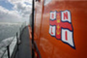 RNLI Penlee Lifeboat volunteers launch safety warning after rogue...