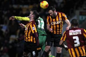 'Absolutely devastated!' Bradford City fans react after losing Rory McArdle to Scunthorpe United