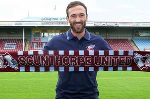 Rory McArdle admits he left Bradford City due to Scunthorpe United's ambition